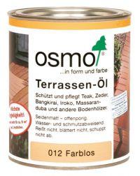 Terrassen-Öl